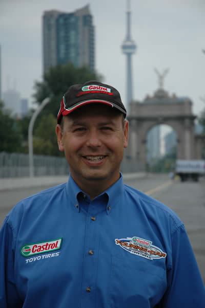 John Bondar and the Canadian Touring Car Championship