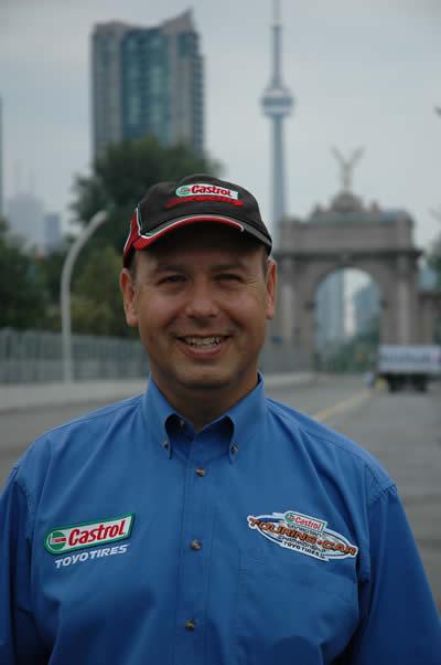 John Bondar and the Canadian Touring Car Championship